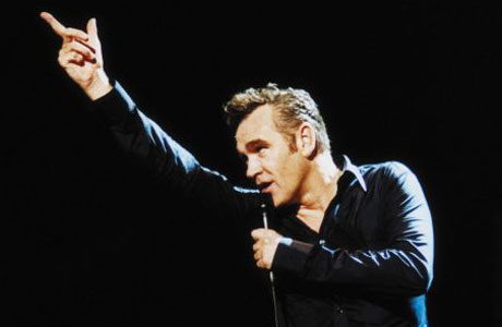 Discount Morrissey tickets Staples Center 3/1 concert