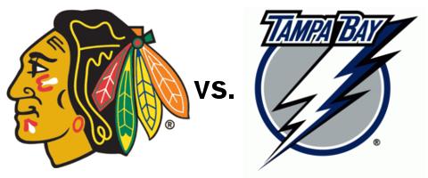 Lightning Vs Blackhawks tickets for NHL Finals Game 5