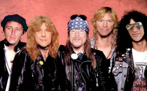 Guns N' Roses Not in This Lifetime 2016 tickets SALE Detroit